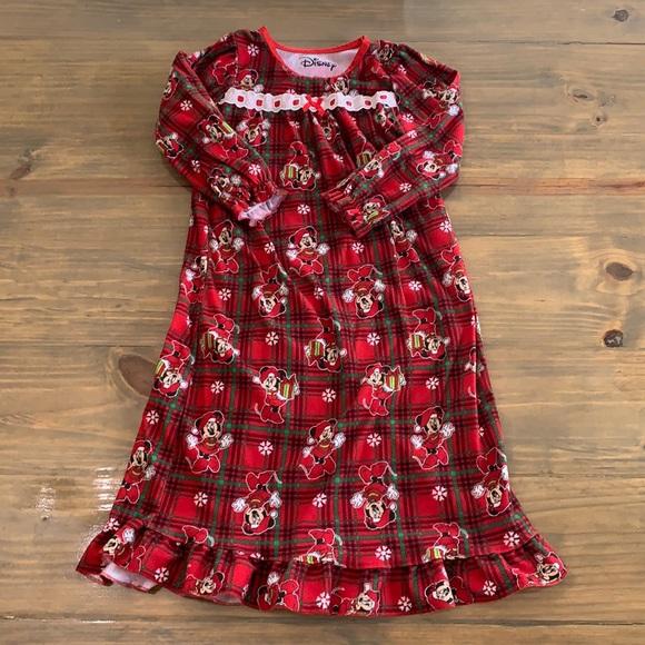 Disney Christmas nightgown. Size 4
